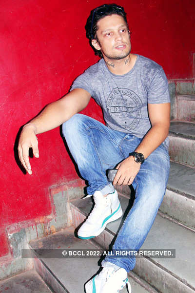 Siddharth Bhardwaj's photo shoot