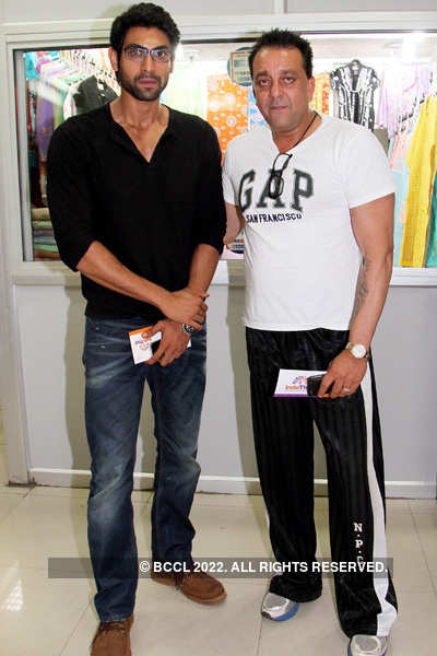 Sanjay, Rana's photoshoot