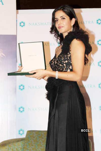 Kat launches 'Nakshatra' logo