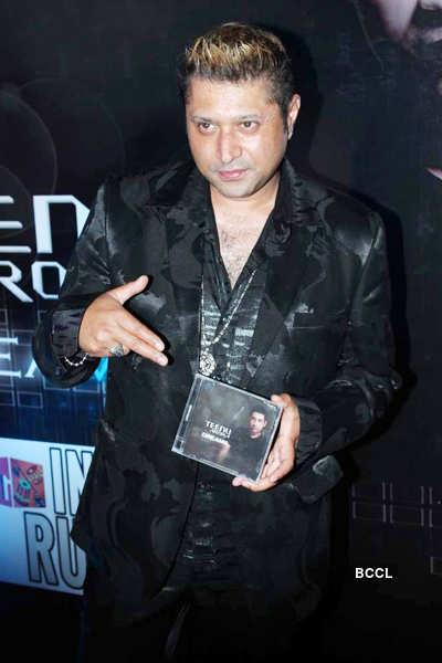 Teenu Arora's album launch
