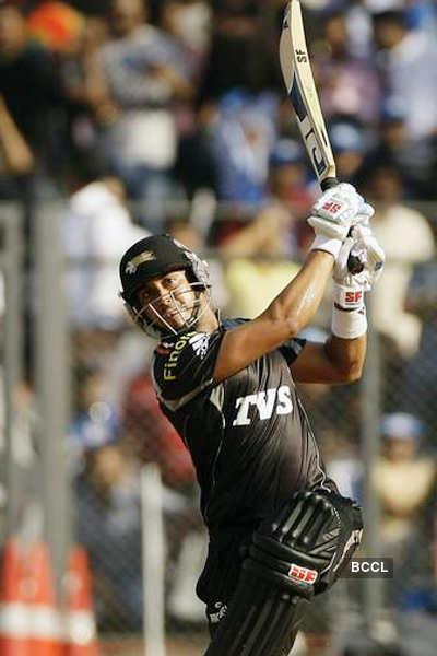 Spot-fixing in IPL
