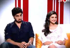 An interview with Arjun Kapoor & Parineeti Chopra