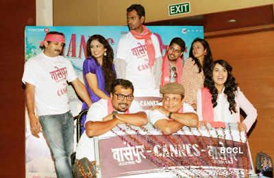 Press meet: 'Gangs Of Wasseypur'