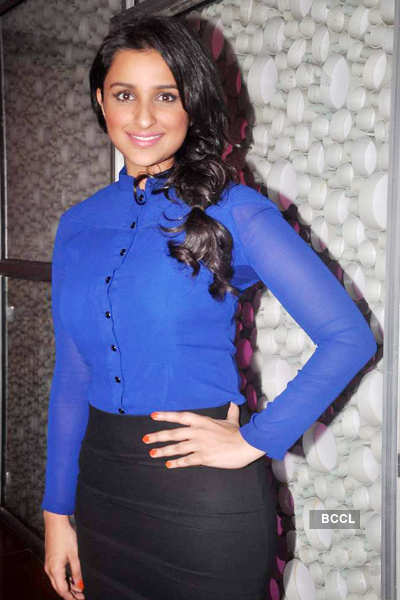 Parineeti, Shabana @ book launch