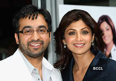 Shilpa, Raj blessed with a baby boy