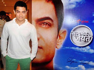 How Aamir's show scores over Oprah's