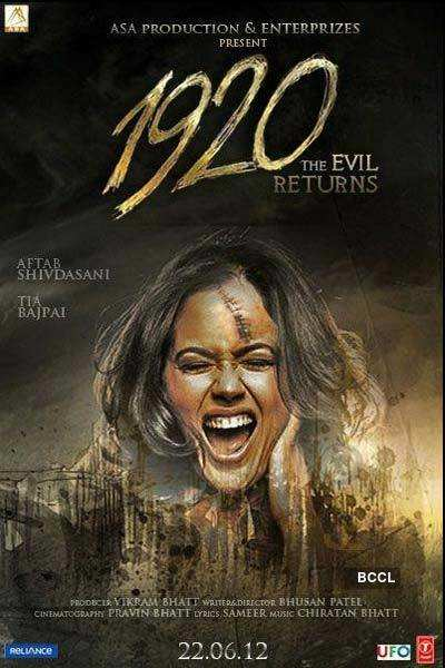 '1920 The Evil Returns'
