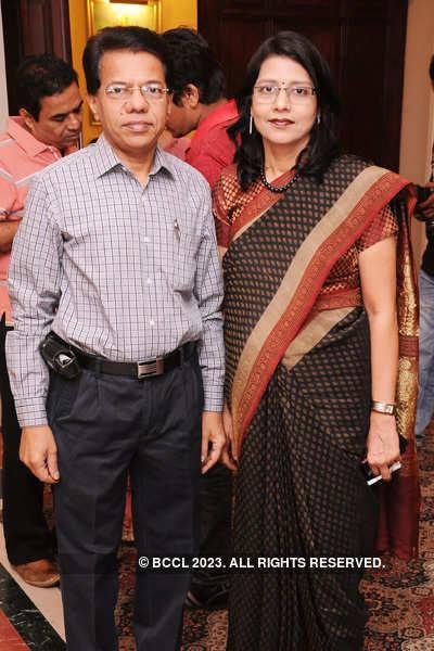 Adarsh Vidya Mandir's reunion party
