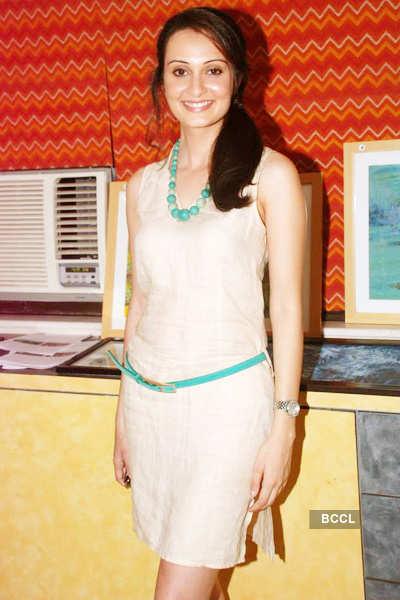 Nandita Desai art show