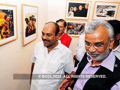 Exhibition by Working News Cameraman Association