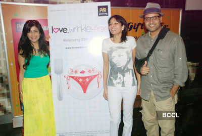 Screening: 'Love Wrinkle Free'