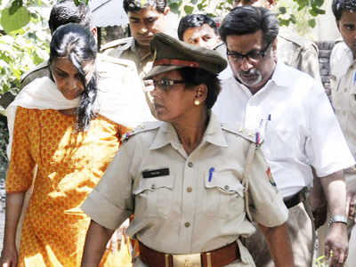 Rajesh, Nupur charged with daughter Aarushi's murder