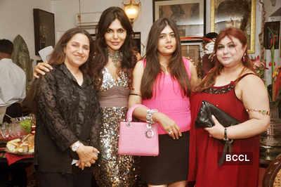 Nisha Jamwal b'day party