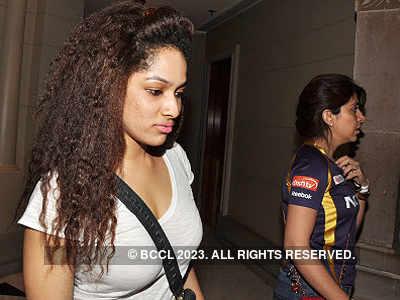 KKR celebrates IPL success