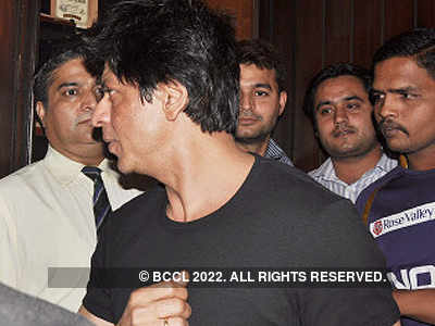 KKR celebrates IPL success