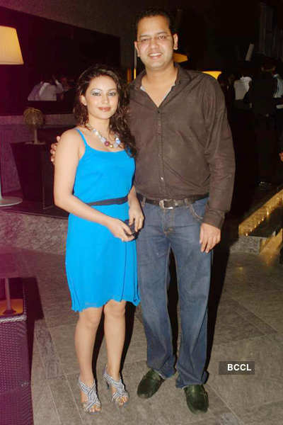 Celebs at Manav Goyal's party