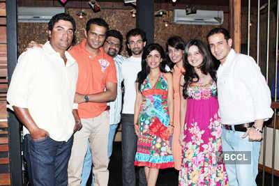 Celebs @ Rude Lounge party