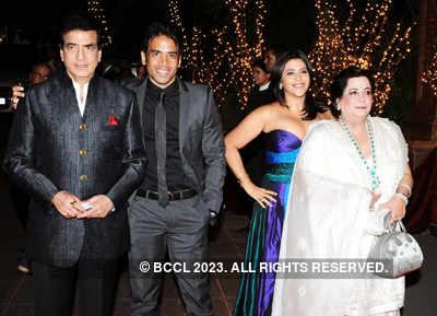 Karan Johar's 40th b'day party