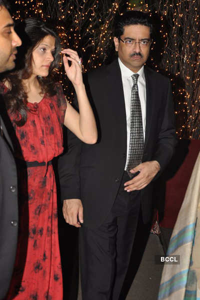 Karan Johar's 40th b'day party- Part 2
