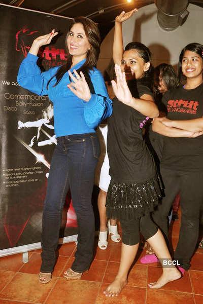 Bebo promotes 'Strut Dance Academy'