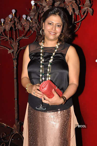 Arti Surendranath's b'day party
