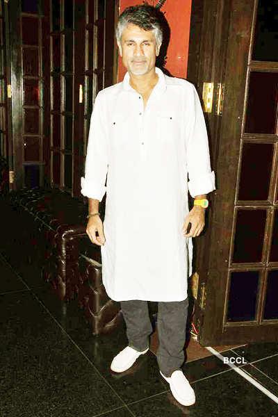 Arti Surendranath's b'day party