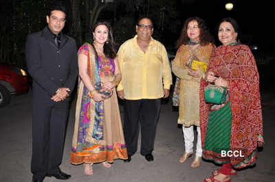 Govind Namdev's daughter's wedding