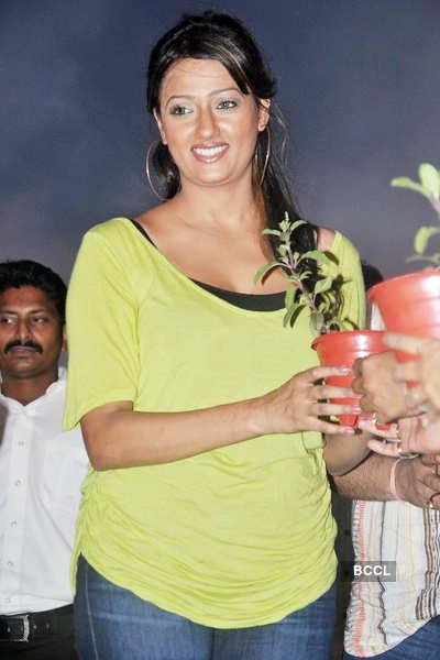 Celebs at 'World Environment Day'