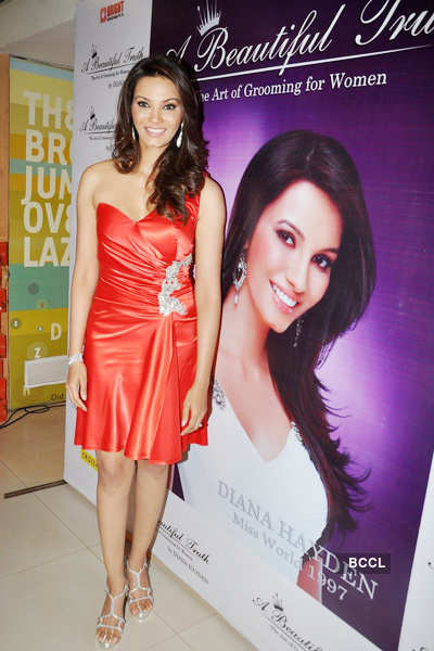 Diana Hayden's book launch