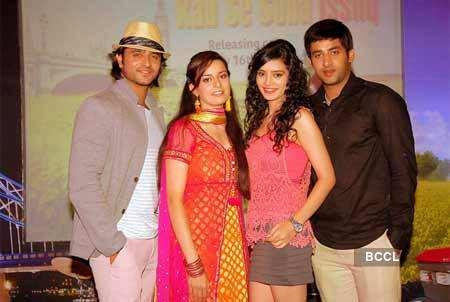 Launch of TV show 'Rab Se Sona Isshq'