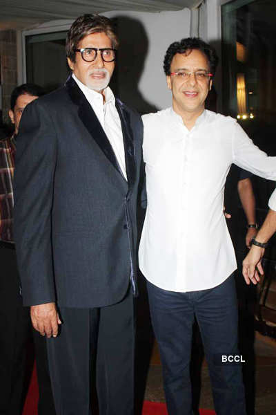 Prem Chopra's 'Ferrari Ki Sawari' party