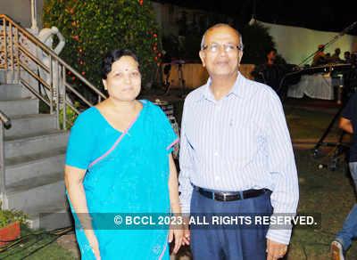 Jitendra & Anju's reception bash