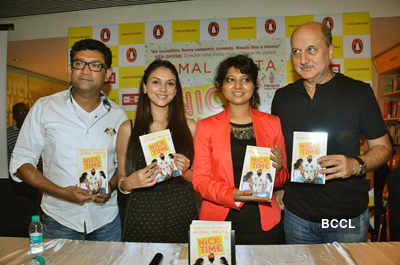Komal Mehta's book launch