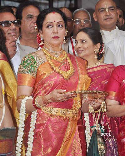 Esha Deol-Bharat Takhtani's wedding