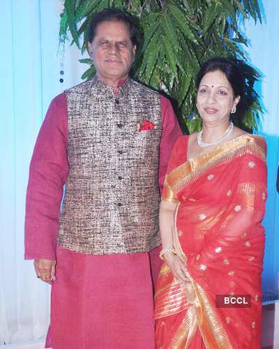Esha Deol-Bharat Takhtani's reception