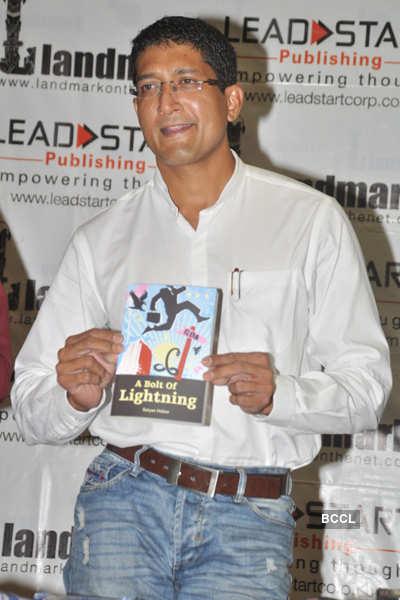 Satyen Nabar's book launch