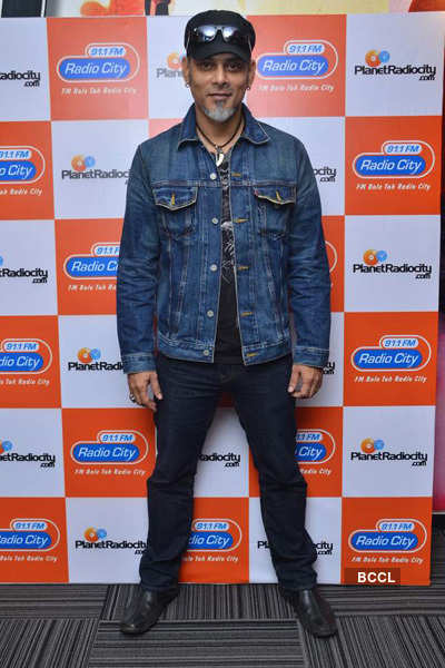 Suraj Jagan @ Radio City anniversary