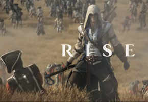Assassin's Creed III - Rise: Trailer