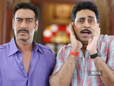 Bol Bachchan: Ajay's craziest Hinglish lines