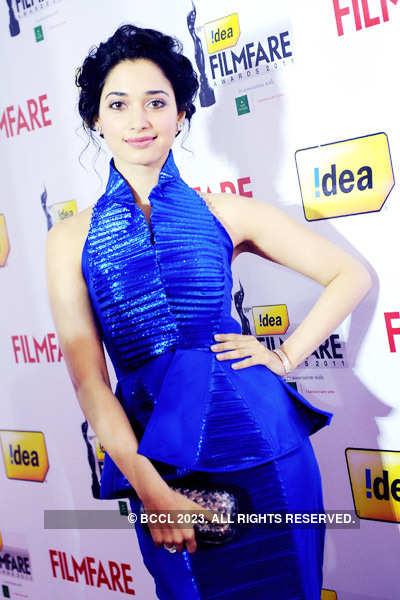 59th Idea Filmfare Awards 2011(South): Red Carpet