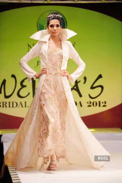 Verma D'mello Bridal Fashion show