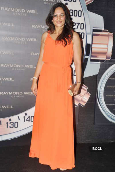 Launch: Raymond Weil watches