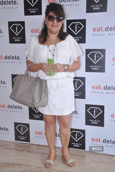 Pooja Makhija's brunch party