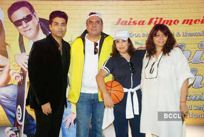Poster launch of 'Shirin Farhad Ki...'
