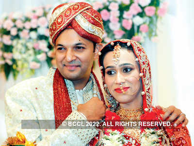 Junaid and Mallika's wedding