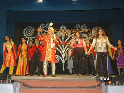 PC Sorcar (Jr) magic show