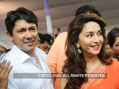 Madhuri Dixit @ Blood donation camp