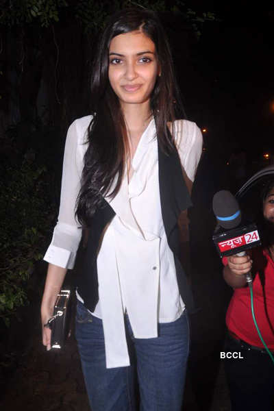 Deepika's 'Cocktail' success party