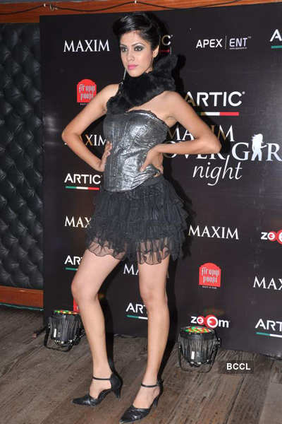 Celebs @ Maxim-Artic Vodka party
