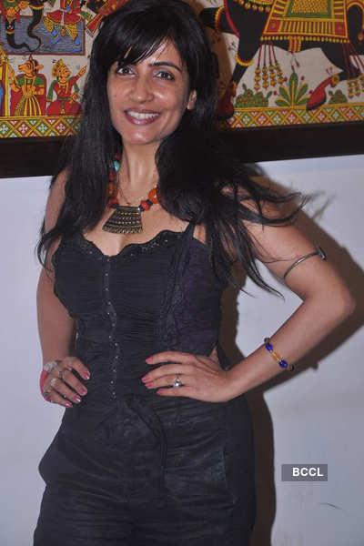 Gul Panag @ Agnee's Bollywood debut gig